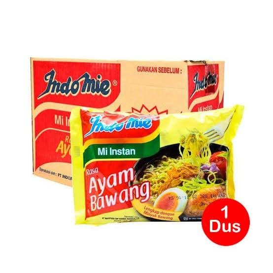 Jual Indomie Ayam Bawang 1 Dus 40 Pcs Jakarta Utara