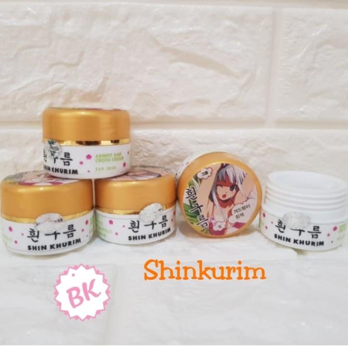 Cream Pemutih Selangkangan Shinkurim Wa 085727226215 Detikforum