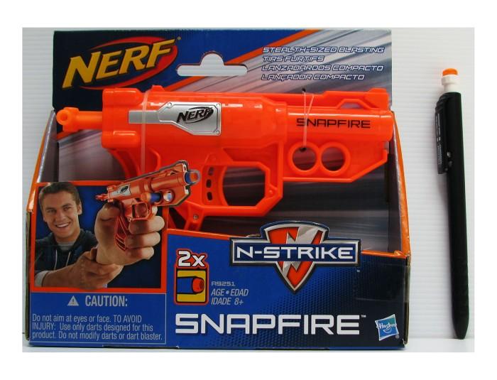 Jual Hasbro Nerf SnapFire N-Strike Elite Blaster - Jakarta Barat - The  Manna Store   Tokopedia