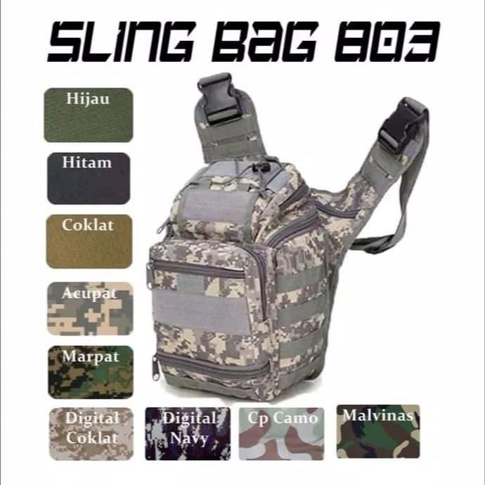 Foto Produk TAS SELEMPANG ARMY MOTIF PASUKAN ELITE BERBAGAI NEGARA dari konveksi army86