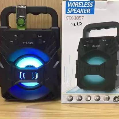 Jual Speaker Bluetooth KTX-1057 - Kota Surabaya - UD Dicky | Tokopedia