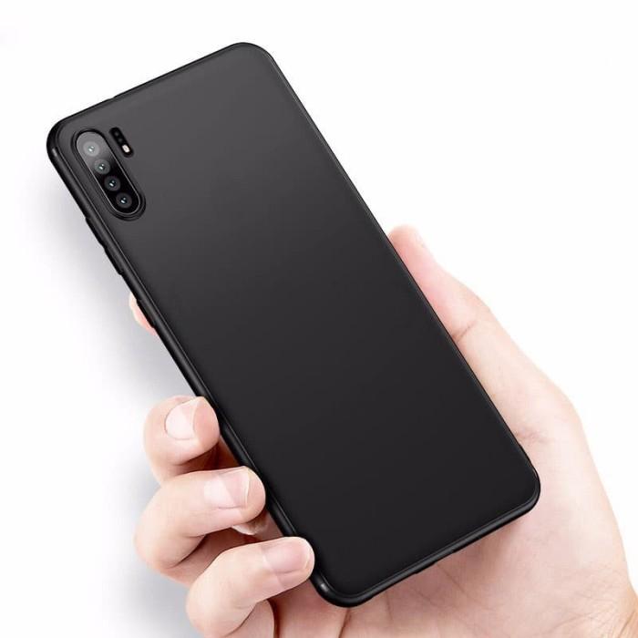 Foto Produk [Exlusive Premium] Case Huawei P30 / P30 Pro - Best Slim Matte Black dari Doki Custom Case