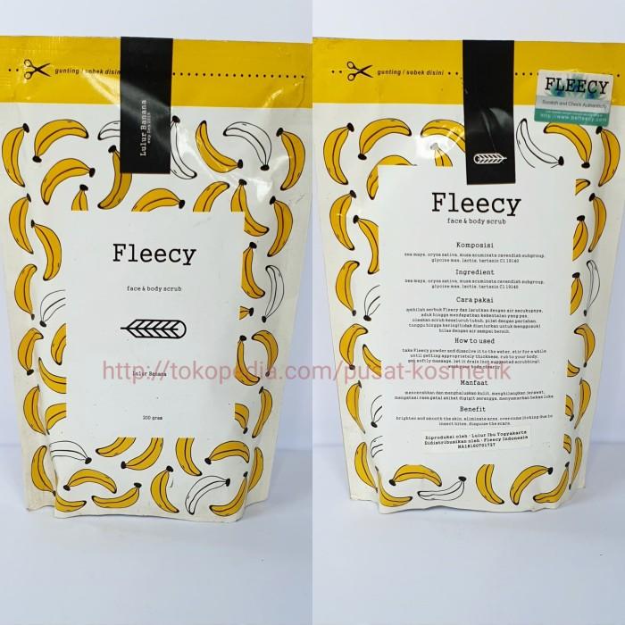 harga Fleecy scrub banana original Tokopedia.com