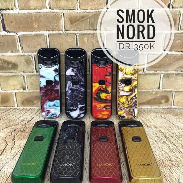 Jual Smok Nord Starter Kid Pod System Authentic - Jakarta Pusat - Cikini  Vape   Tokopedia