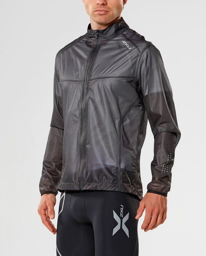 harga 2xu men's ghst jacket [mr4253a] - hitam m Tokopedia.com
