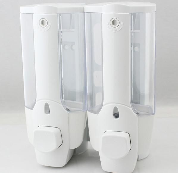 Foto Produk Dispenser Sabun Cair DOUBLE with Key Lock Tempat Sabun Cair DOUBLE dari terangjaya88