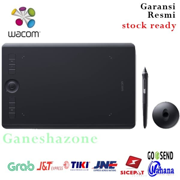harga Wacom intuos pro medium pth-660/k0 Tokopedia.com