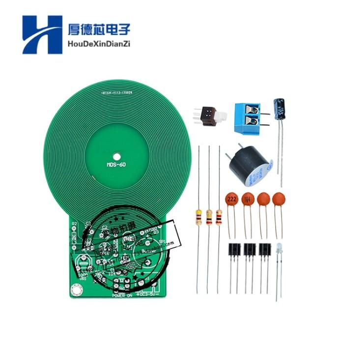 Jual Modul IS DIY Kit Metal Detector Kit Electronic Kit DC 3V-5V 60mm -  Kota Yogyakarta - JOGJA GROUP | Tokopedia