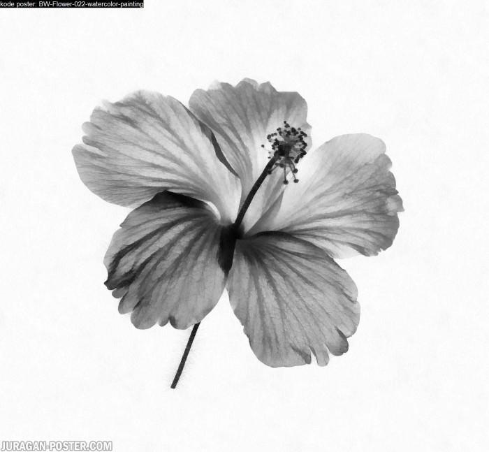 4000 Koleksi Gambar Hitam Putih Lukisan HD Terbaru