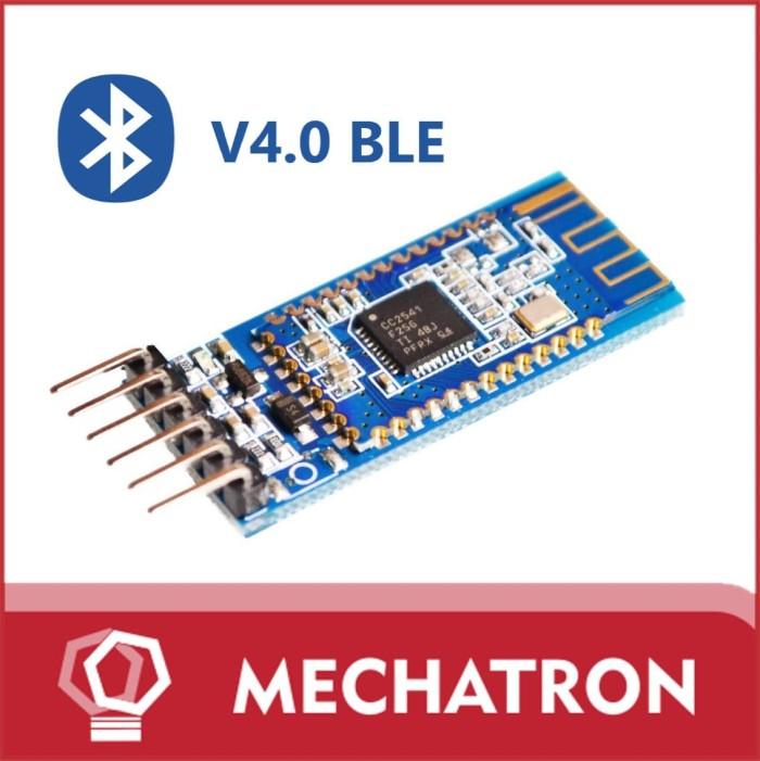 Jual Bluetooth 4 0 Module AT-09 AT09 AT 09 BLE UART CC2541 Arduino - Kota  Depok - Mechatron | Tokopedia