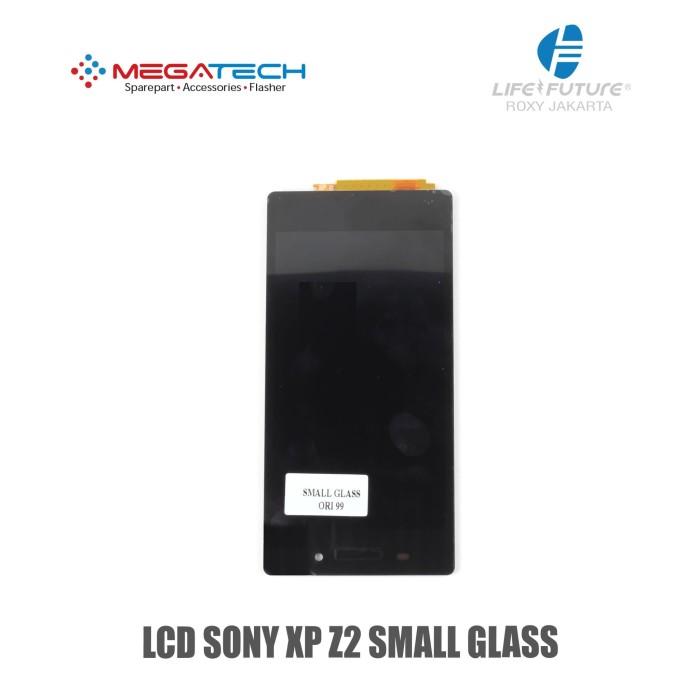 harga Lcd + ts sony xperia z2 / z 2 small glass - hitam Tokopedia.com