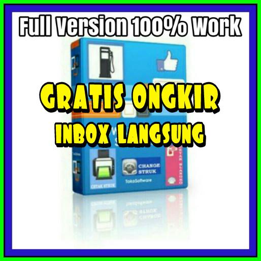Jual Aplikasi Struk Spbu V215 Full Version Kota Banjar Barra12 Tokopedia