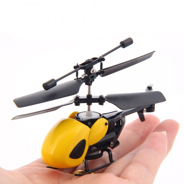 Jual New RC QS QS5010 3 5CH Super Mini Infrared RC Helicopter With Gyro -  DKI Jakarta - Prestige Grow | Tokopedia