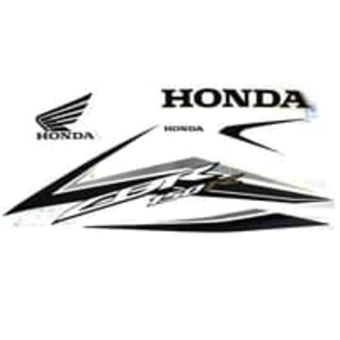 Foto Produk Sticker Body Kiri Putih – New CBR 150R (871X0K45N40ZBL) dari Honda Cengkareng
