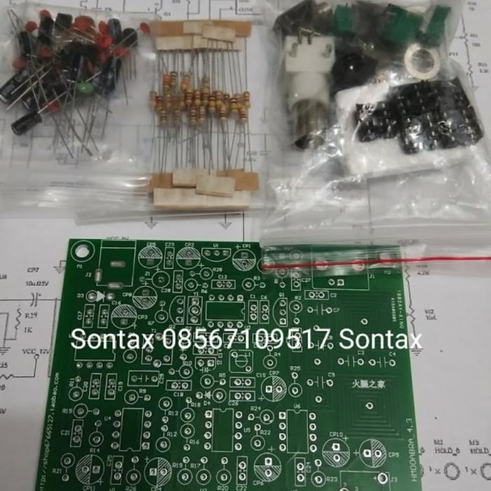 Jual kit pcb diy radio receiver airband air band - Kab  Tangerang - sontax  | Tokopedia