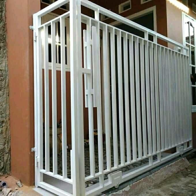 Jual Model Pagar Rumah Minimalis - Kota Tangerang Selatan - King Jaya Steel  | Tokopedia