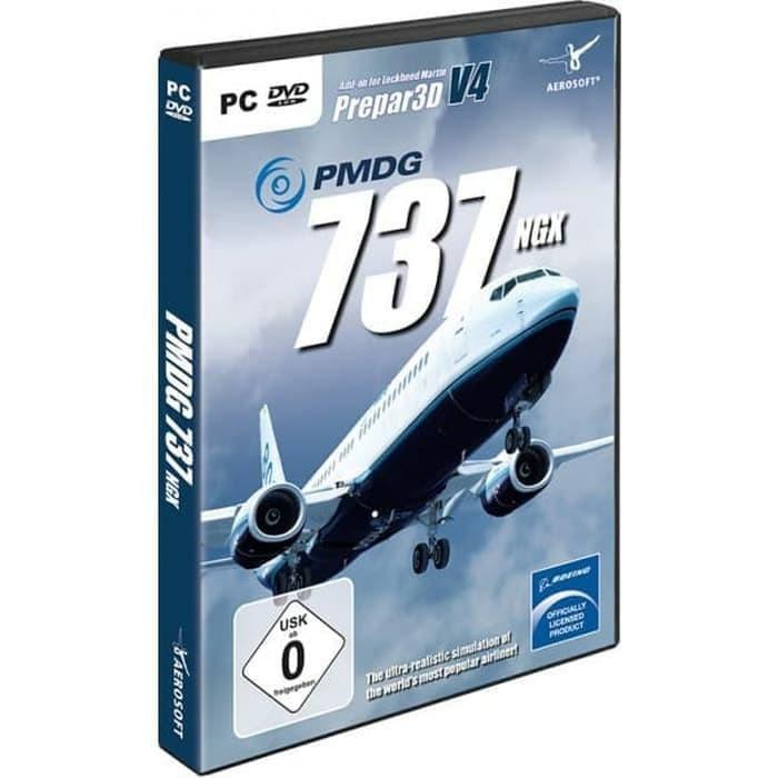 Jual PMDG 737-800/900 Prepar3D Addons - Kota Bandung - Flight Simmer &  Softwere | Tokopedia