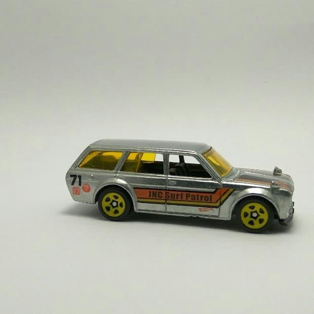 Jual Hot Wheels Datsun 510 Wagon Zamac Dki Jakarta Fiftycent Tokopedia