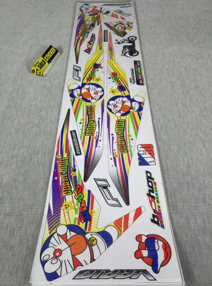 harga Striping sticker variasi vario 150-new 125 doraemon -5 Tokopedia.com