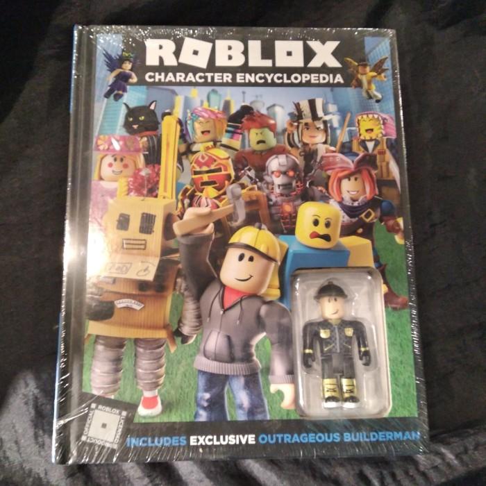 Jual Roblox Character Encyclopedia Jakarta Selatan Ready Store
