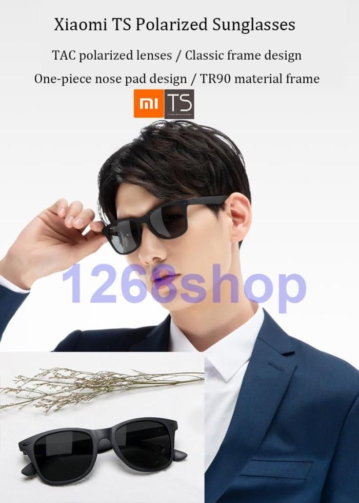 1ce98cdc86811 Jual Xiaomi Turok Steinhardt UV 400 TAC Polarized Sunglasses Outdoor ...