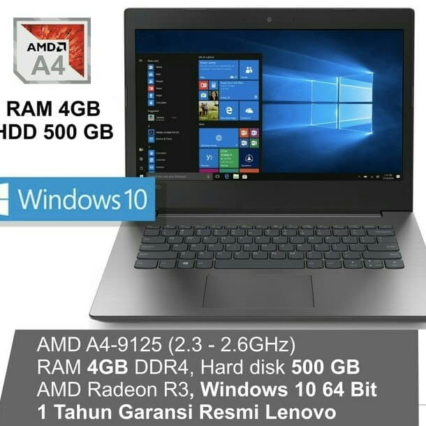Laptop Gaming Lenovo Idea Pad Harga Rp 4 000 000 Harga Jual Laptop