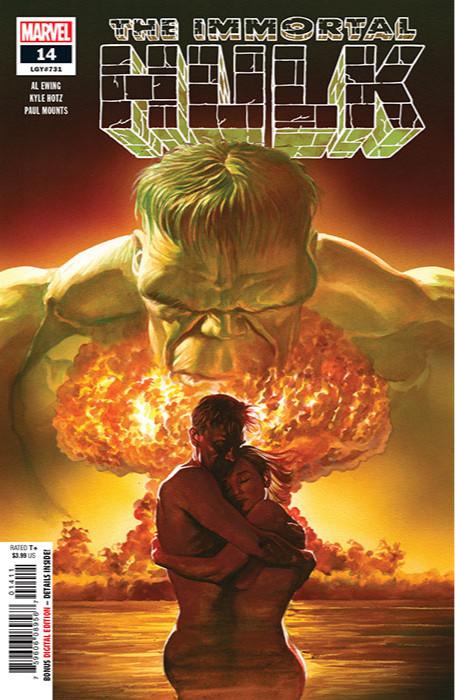 harga Immortal hulk #14 Tokopedia.com