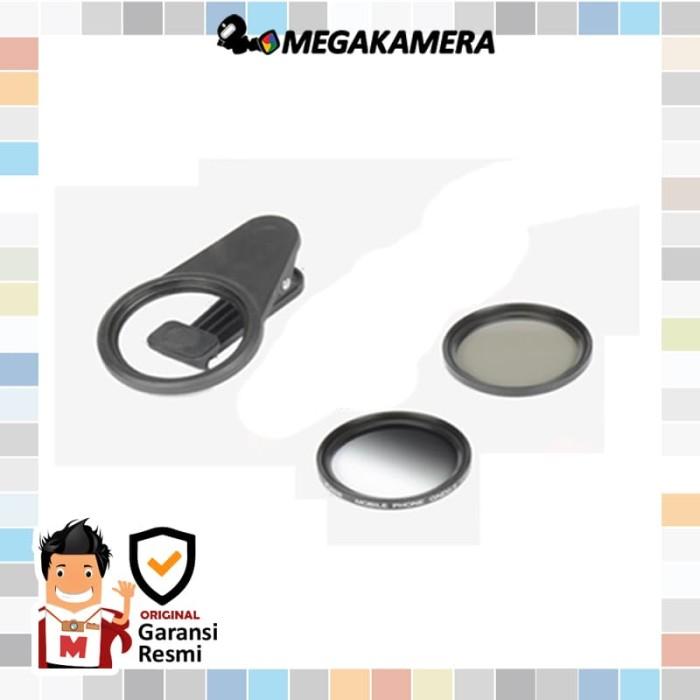 harga Kase mobile phone filter kit cplgndmagnetic strong clip-smartphone l Tokopedia.com