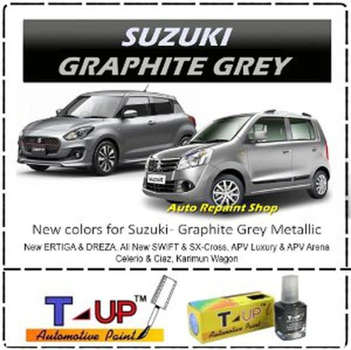 Auto Paint Store >> Jual Suzuki Graphite Grey Cat Oles T Up Automotive Paint Murah Jakarta Pusat Risqi Hidayatullaj Store Tokopedia