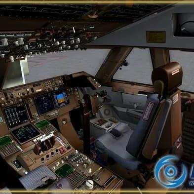 Jual PMDG 747-400 QQTSII Queen Of The Skies FSX Addons - Kota Bandung -  Flight Simmer & Softwere | Tokopedia