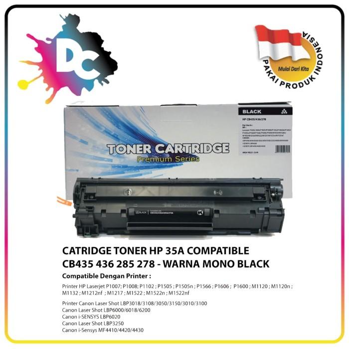 FOR USE IN THE HP CE285A//CB435A//P1102//M1212//LBP3250 black LJ TONER POWDER