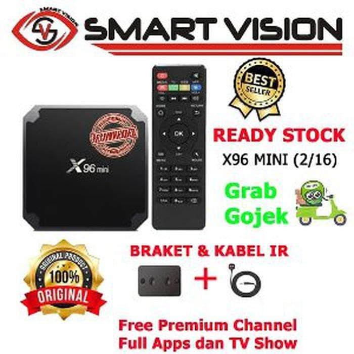 Jual GROSIR New Android 7 1 Android Tv Box X96 mini RAM 2G R Limited - DKI  Jakarta - Maira Amarissa | Tokopedia
