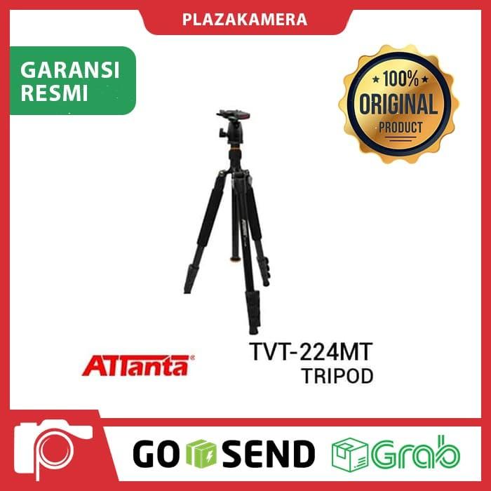harga Attanta tvt-224mt traveller tripod Tokopedia.com