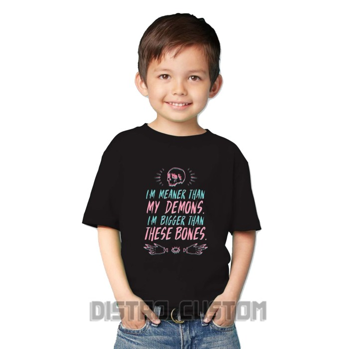 Jual Kaos Anak Halsey - Control 2 - T shirt Anak Band - Kab  Kudus -  Distrocustom | Tokopedia