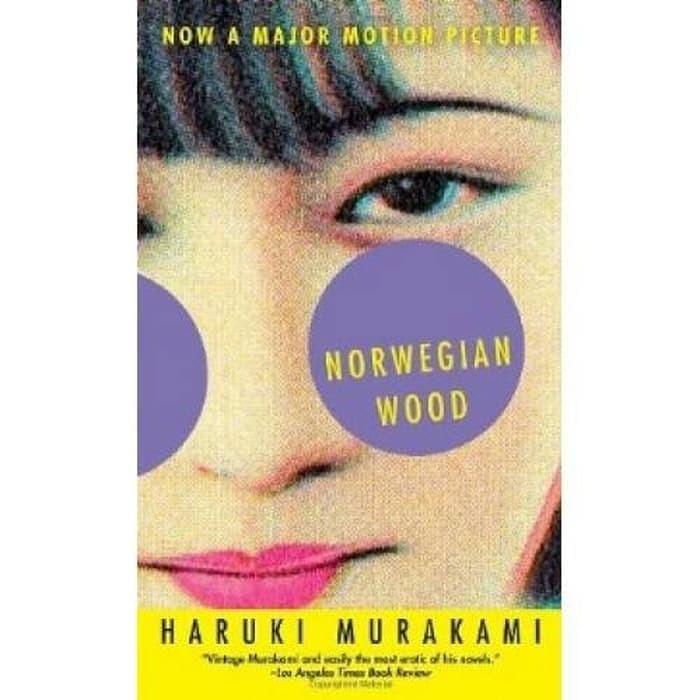 Foto Produk Norwegian Wood by Haruki Murakami dari Brian's & Books