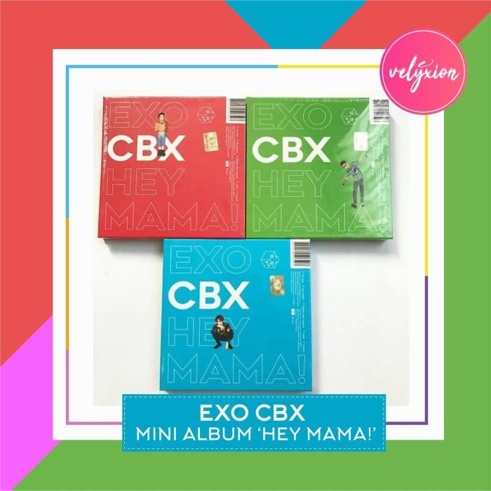 Jual Exo Cbx Mini Album Hey Mama Kota Yogyakarta Velyxion Tokopedia