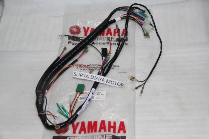 Jalur Kabel Body Klx