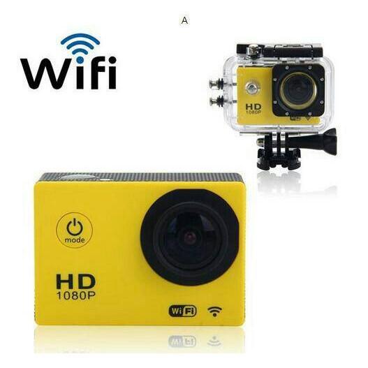 8E7B 1080P Ultra Sport Action Camera Travel Kit MINI Camcorder