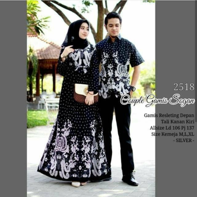 Jual Batik Couple NotoArto IPNU IPPNU Kemeja Pria Cap SoloBaru 18
