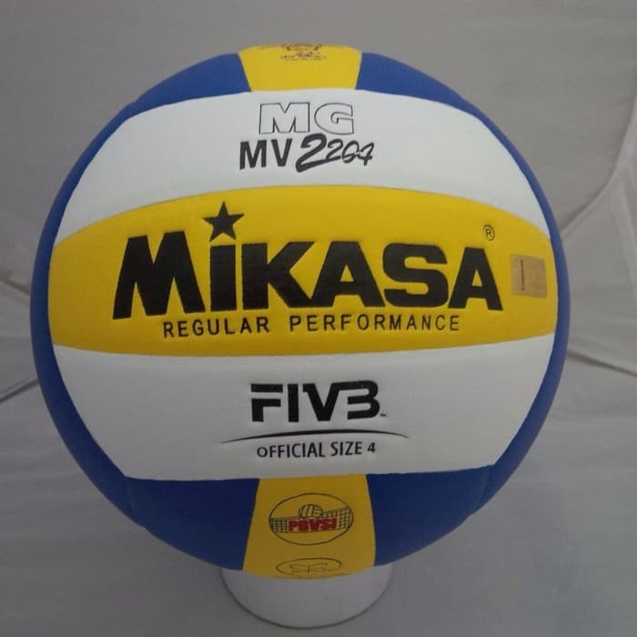 jual bola voli mikasa volley ball mv original jakarta