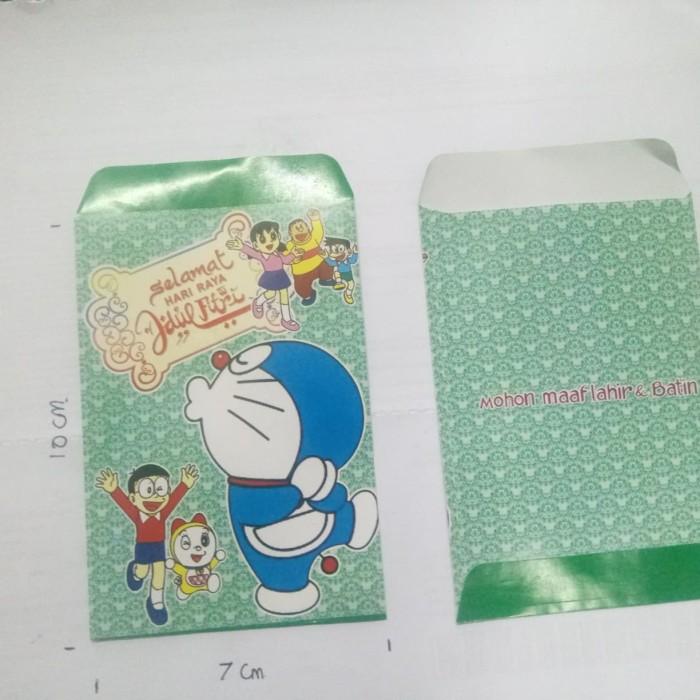 Angpao Lebaran Edisi Doraemon, Pasti Disukai Oleh Anak Anak Pasar Minggu