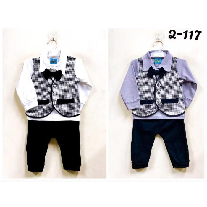 Jual Setelan Baju Celana Anak Bayi Baju Anak Laki Laki Usia 6 18