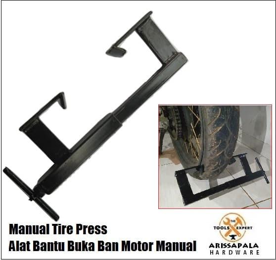 harga Alat press manual buka ban motor tubeless alat bantu pres ban Tokopedia.com