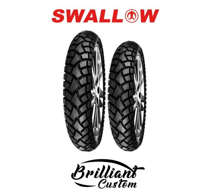 Jual Ban Swallow Street Enduro Sb 117 Ukuran 120 80 Ring 17 Kota