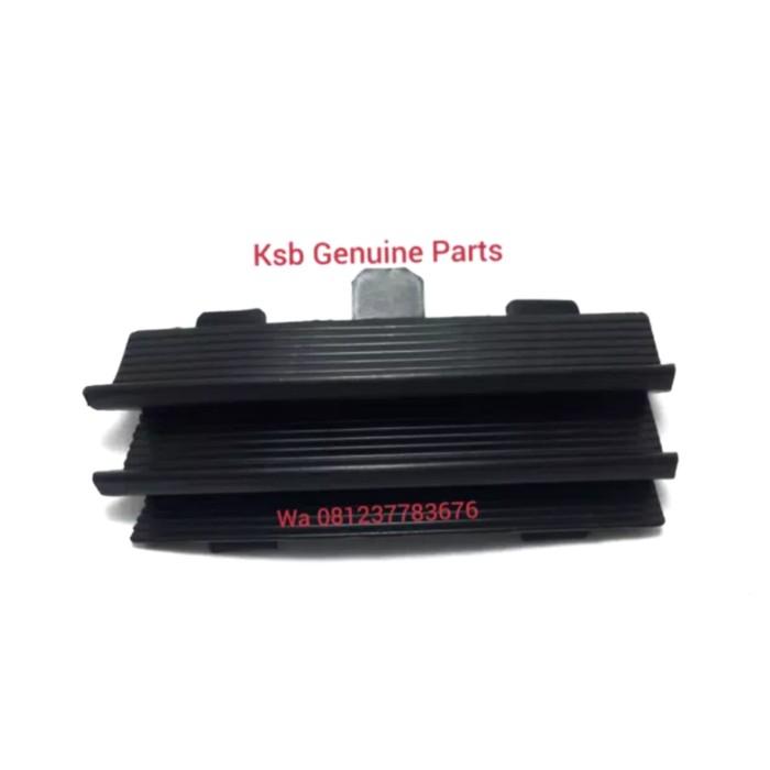 Foto Produk Tutup Derek Cover Towing Bemper Depan Grand New Avanza Xenia Rh / LH dari KSB Genuine Parts