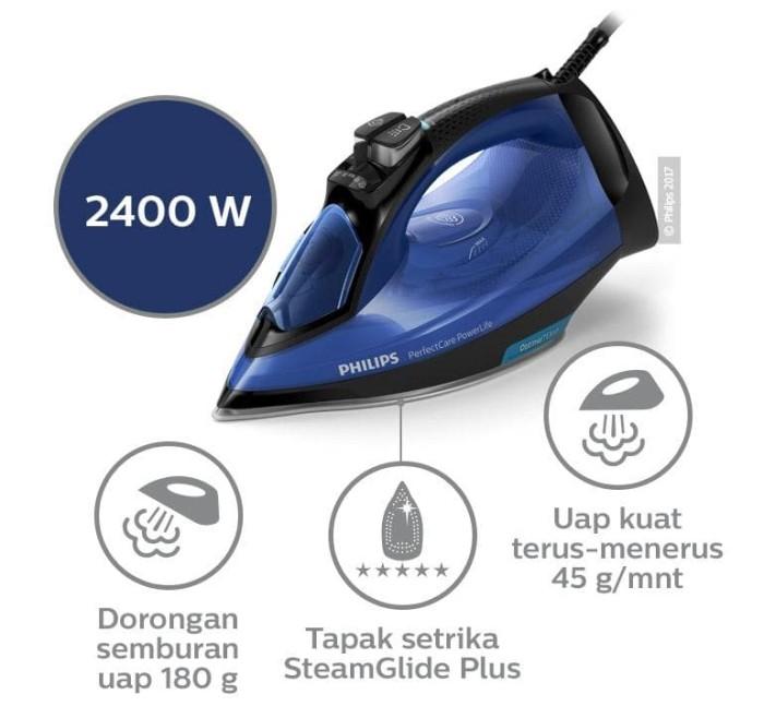 Jual Philips Perfect Care Setrika Uap Steam Iron - Kota Medan -  Hardwaretech | Tokopedia