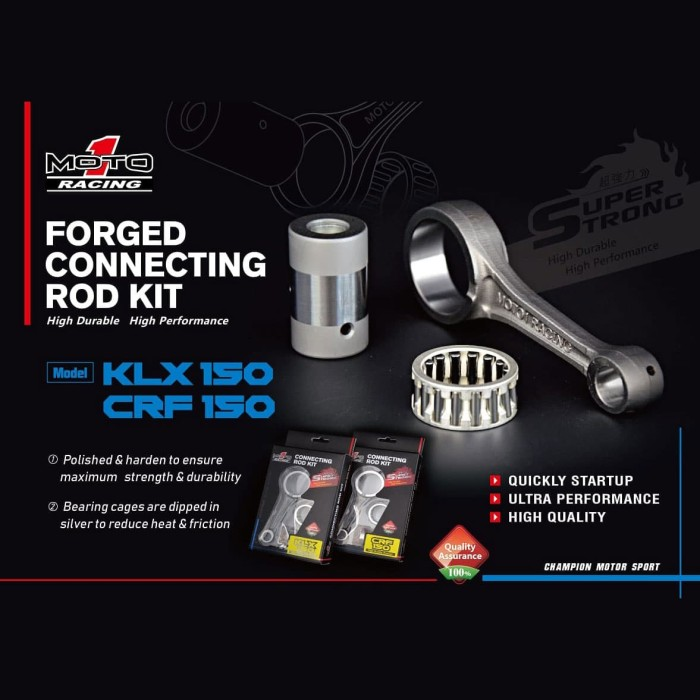 harga Mo1to stang seher crf 150 kit forged pen 14mm strong Tokopedia.com