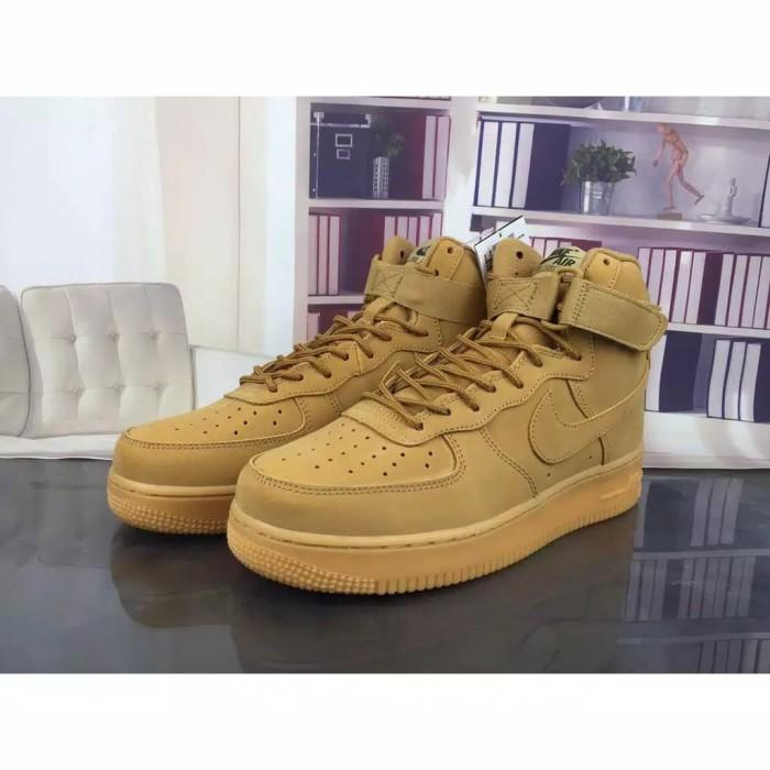 nike high top brown sneakers Shop