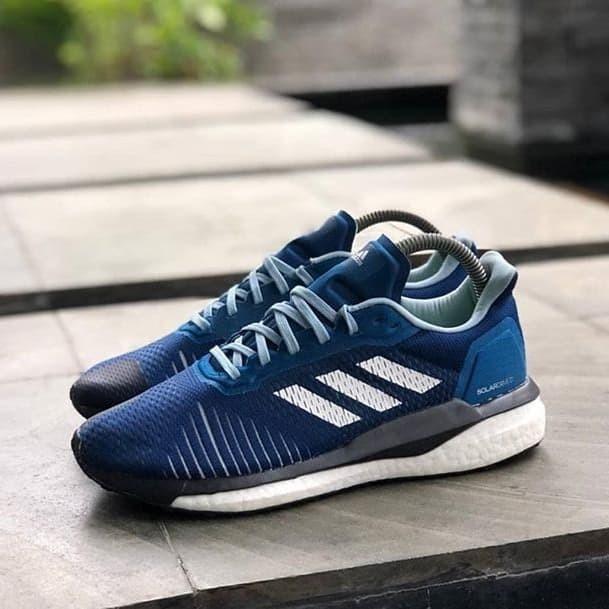 Jual Adidas Solar Drive ST Boost Blue Original 100% Biru, 44 Kota Tangerang Indo Sapatos | Tokopedia