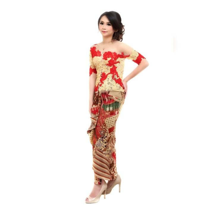 Jual Kebaya Modern Kebaya Wisuda Sewa Kebaya Jahit Kebaya Jual Kebaya Kota Surabaya Evelynzh Tokopedia